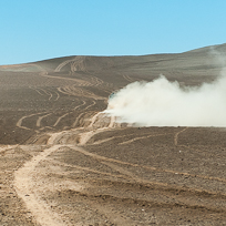 Crossing the Atacama Desert