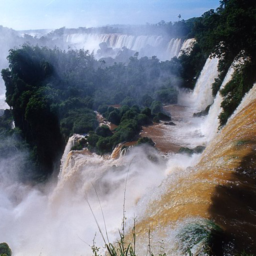 2003 Iguazú Waterfalls